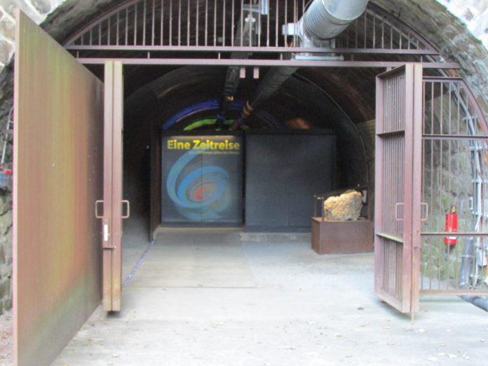 Eine der Attraktionen der Stadt: Der Wülfrather Zeittunnel. Archivfoto: Hans-Joachim Kling