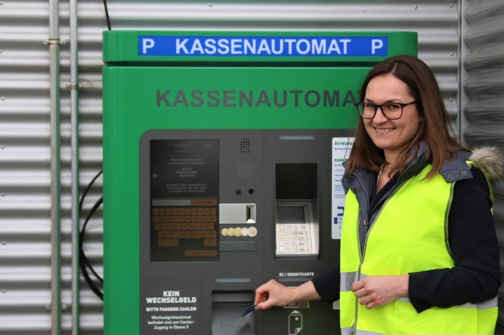 Neues Parkhaus Eroffnet Ticketfreies Parken An Der Konigshof Galerie Mettmann Top