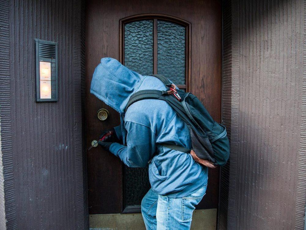 Im Stadtgebiet waren Einbrecher am Werk. Foto: Symbolbild (Polizei)