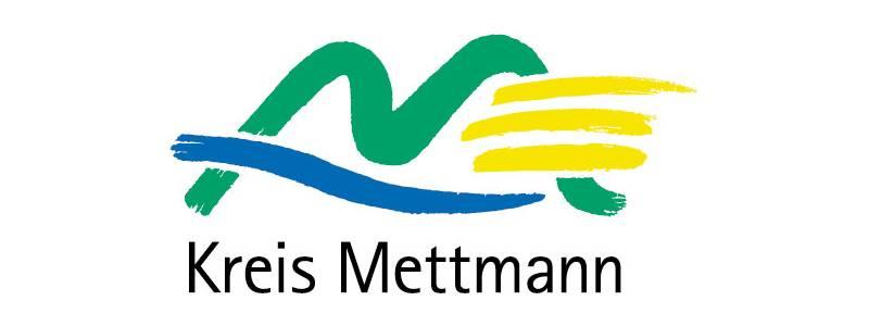 Die Kreisverwaltung Mettmann informiert. Logo: Kreis ME