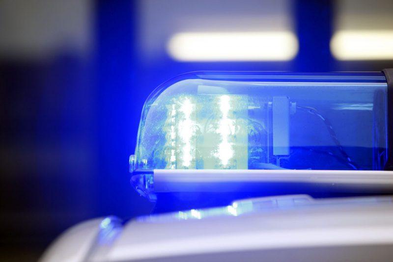 Polizeieinsatz im Stadtgebiet. Symbolfoto: Polizei/Jochen Tack