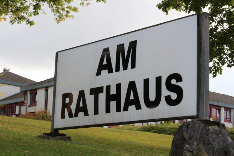 Die Wülfrather Stadtverwaltung informiert. Foto: André Volkmann