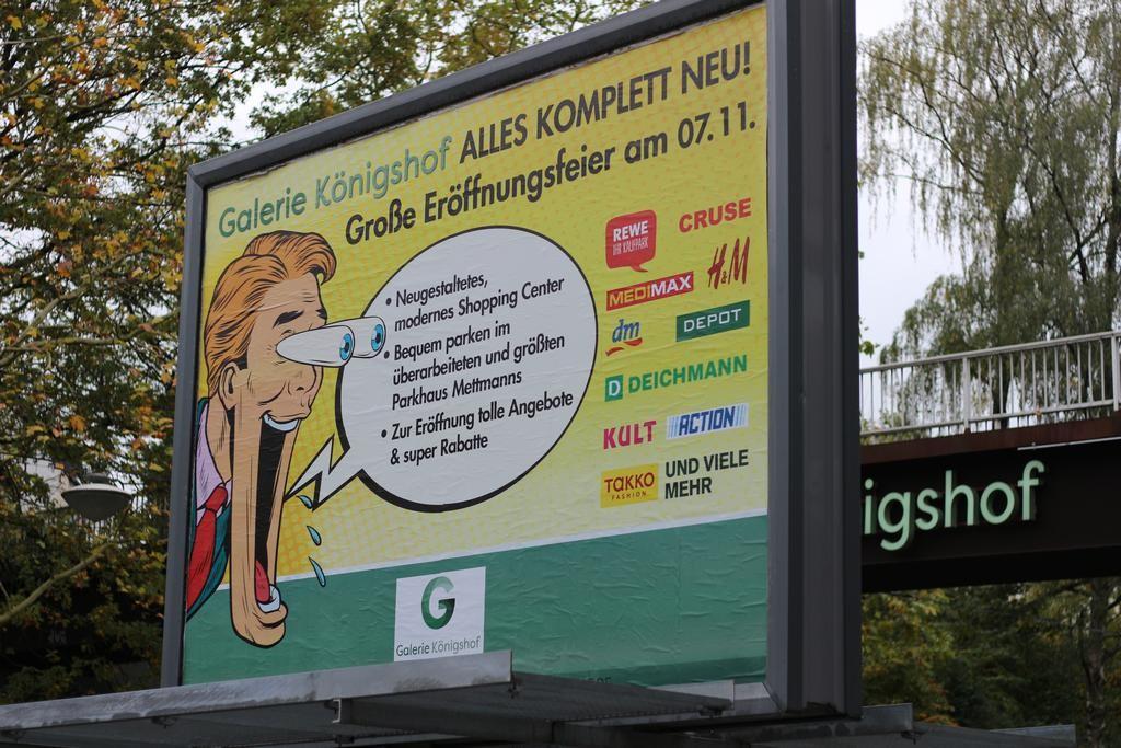 Umbau Abgeschlossen Galerie Konigshof Offiziell Eroffnet Mettmann Top