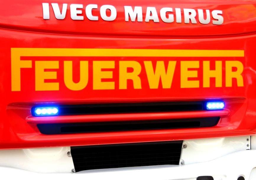 Einsatz für die Feuerwehr im Stadtgebiet. Foto: André Volkmann