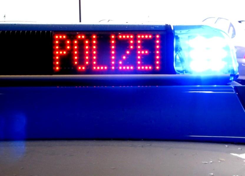 Polizeieinsatz im Stadtgebiet. Foto: Symbolbild (Polizei)
