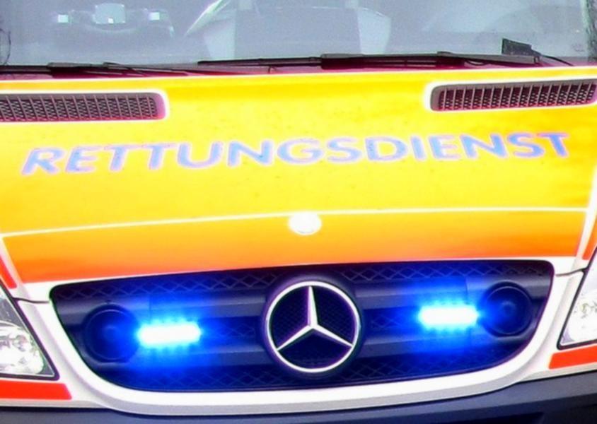 Im Stadtgebiet ist es zu einem Einsatz für den Rettungsdienst gekommen. Foto: Symbolbild (Polizei)