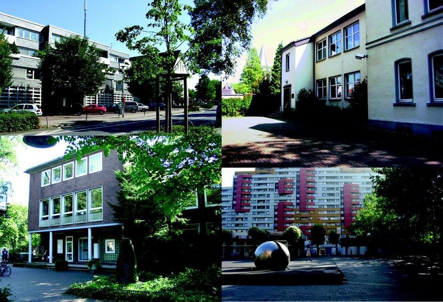 Die vier Stadtteilbibliotheken Lintorf, Hösel, Homberg und West sind ab dem 28. April wieder geöffnet. Fotos: Stadt Ratingen