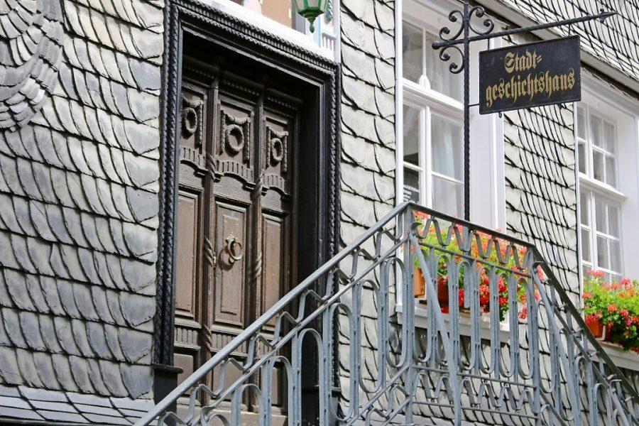 Das Stadtgeschichtshaus in der Oberstadt. Foto: André Volkmann