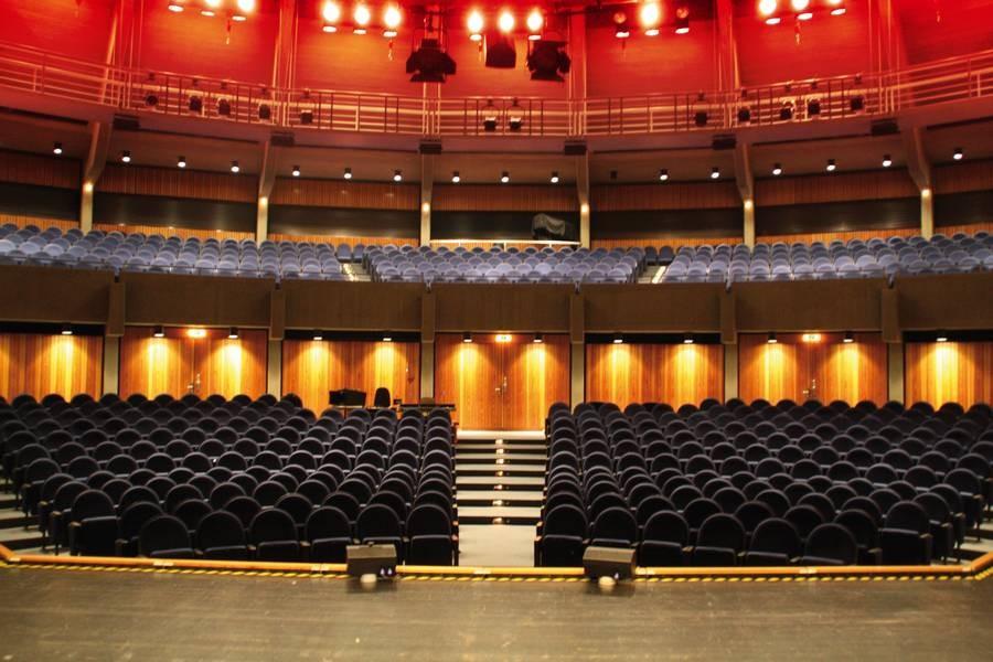 Veranstaltungen im Stadttheater entfallen. Foto: Stadt Ratingen