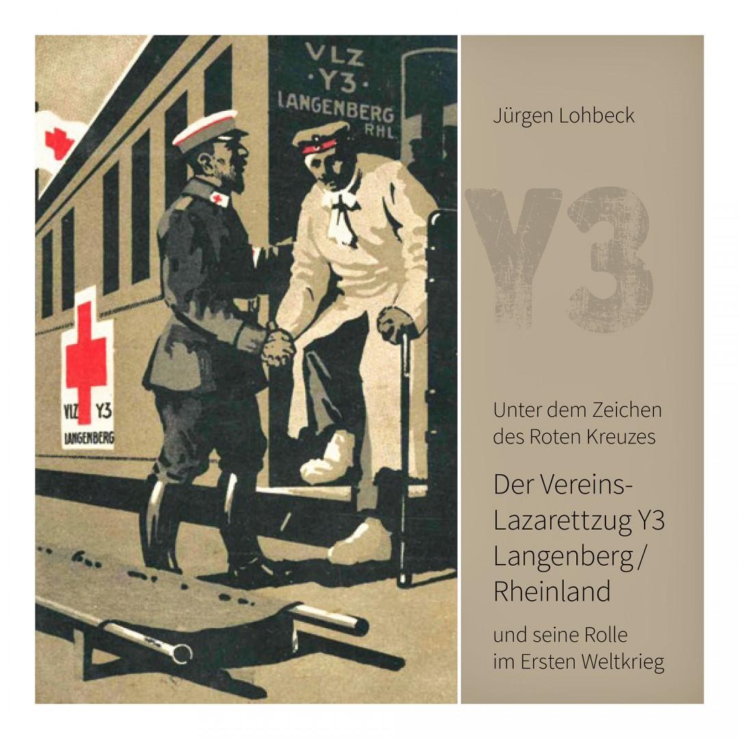Auf Den Spuren Von Lazarettzug Y3 Aus Langenberg Velbert