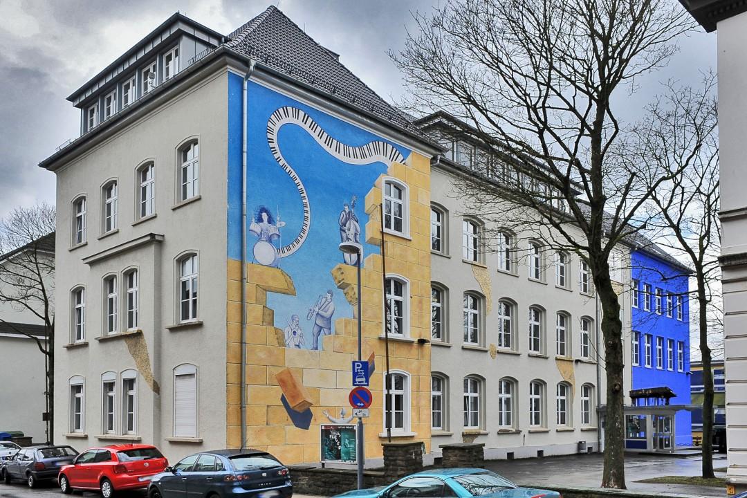 Die Velberter Musik- und Kunstschule informiert. Archivfoto: Mathias Kehren