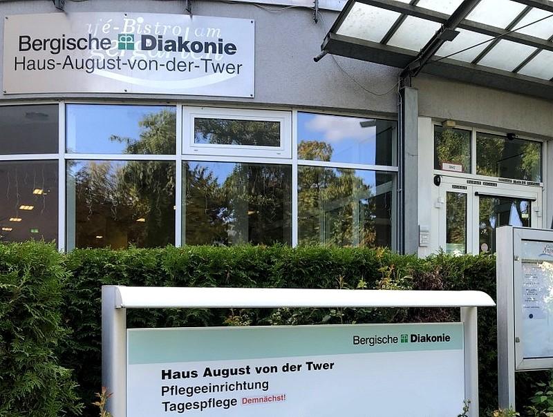 Das Haus August-von-der-Twer der Bergischen Diakonie. Archivfoto: Bergische Diakonie