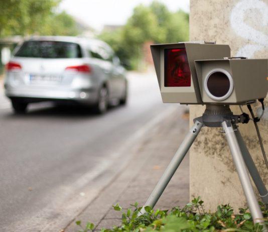Die Polizei hat Geschwindigkeitskontrollen durchgeführt. Symbolfoto: Polizei