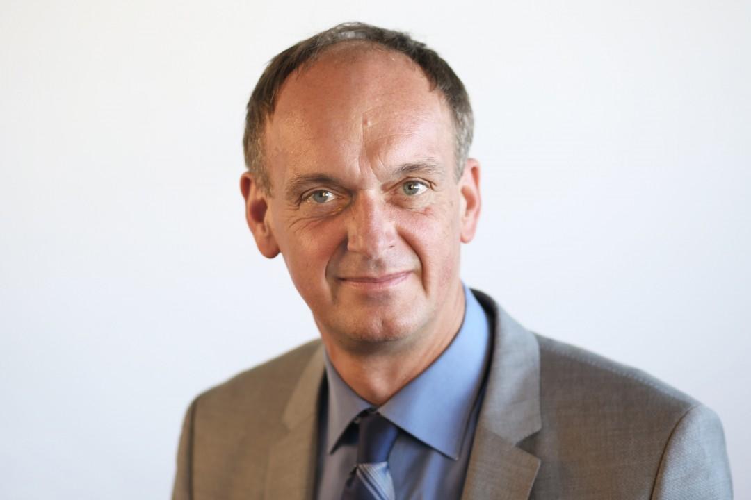 Michael Vitz, Vorsitzender des Arbeitgeberverbandes der Metallindustrie von Wuppertal und Niederberg Foto: VBU