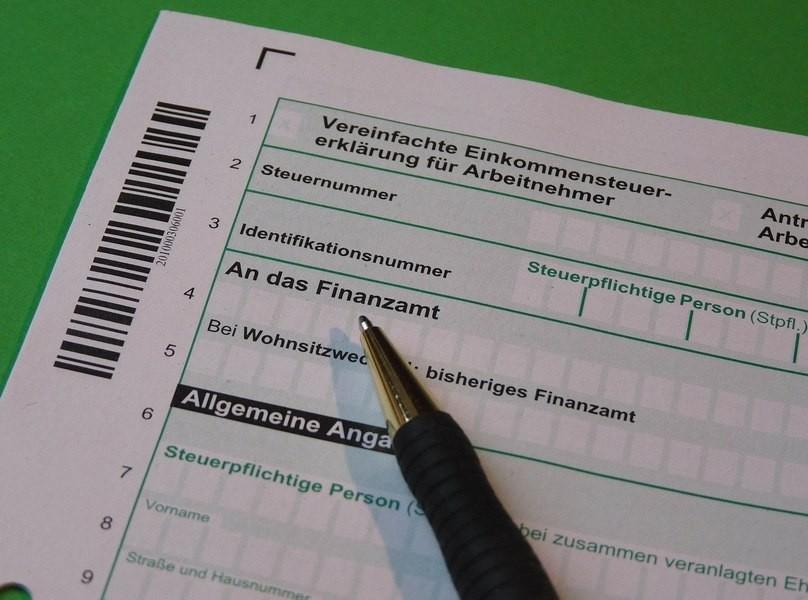 Vordrucke für Steuererklärung im Rathaus erhältlich - Mettmann