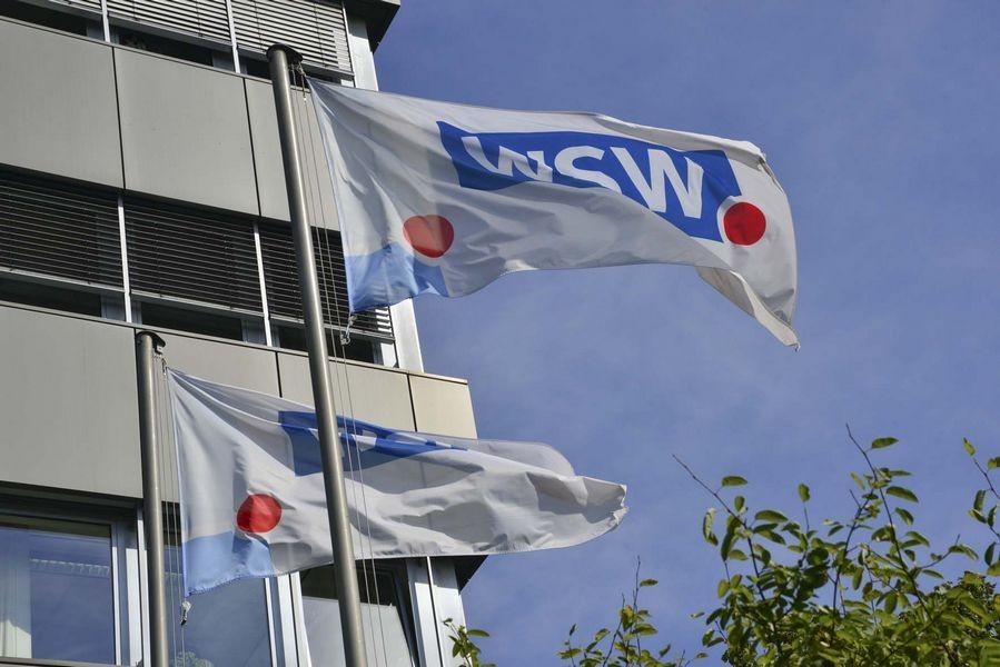 Die Wuppertaler Stadtwerke informieren. Foto: WSW
