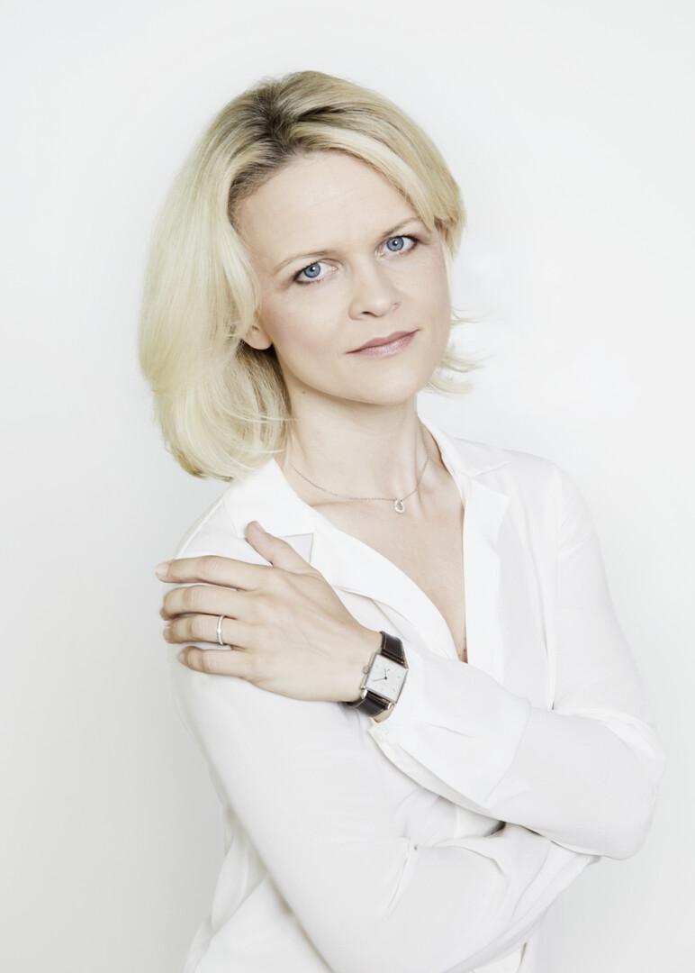 Porträt der Organistin Iveta Apkalna. Foto: Maxim Schulz