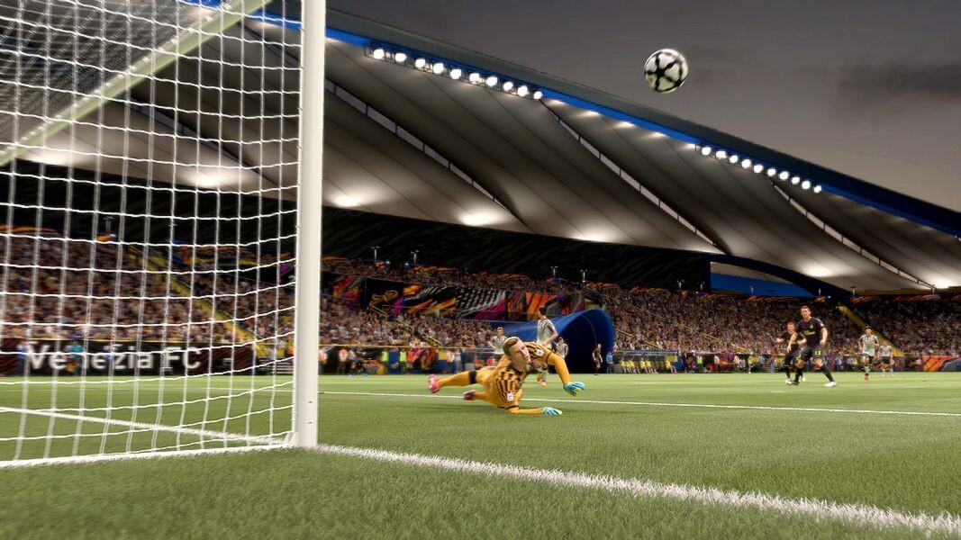 Das Video-Sportspiel