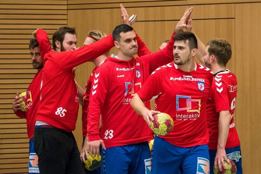 Die Löwen nehmen offiziell an der Aufstiegsrunde teil. Foto: Ronny Rehbein/SG Ratingen