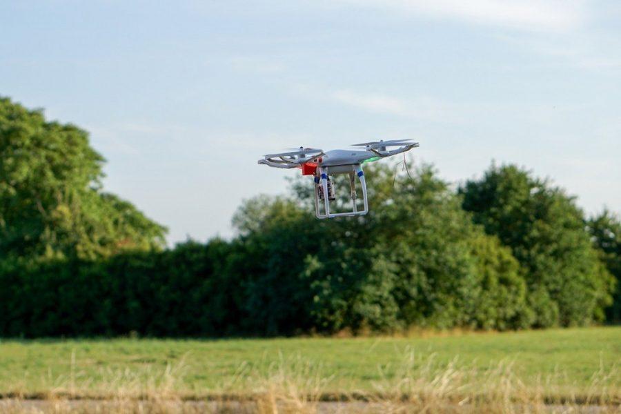 Der Bund fördert die Anschaffung von Drohnen mit bis zu 4.000 Euro. Foto: pixabay