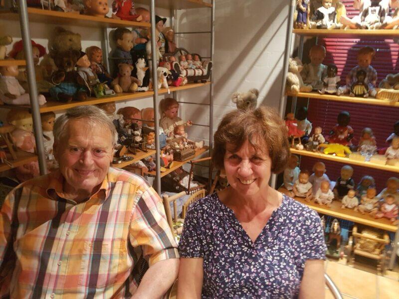Ingrid und Aloys Kox, Foto: Bettina Dorfmann