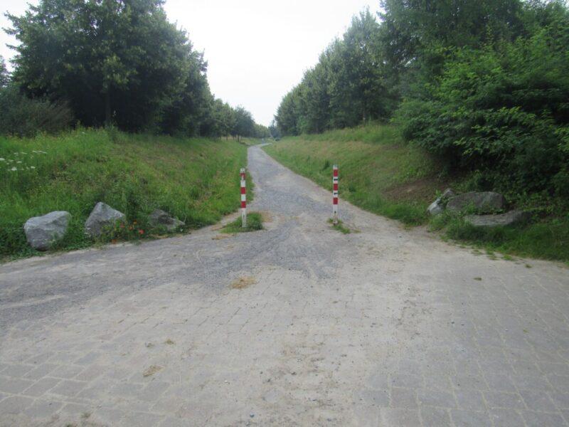 Schotter auf dem Radweg führte zu dem Sturz. Foto: pixabay