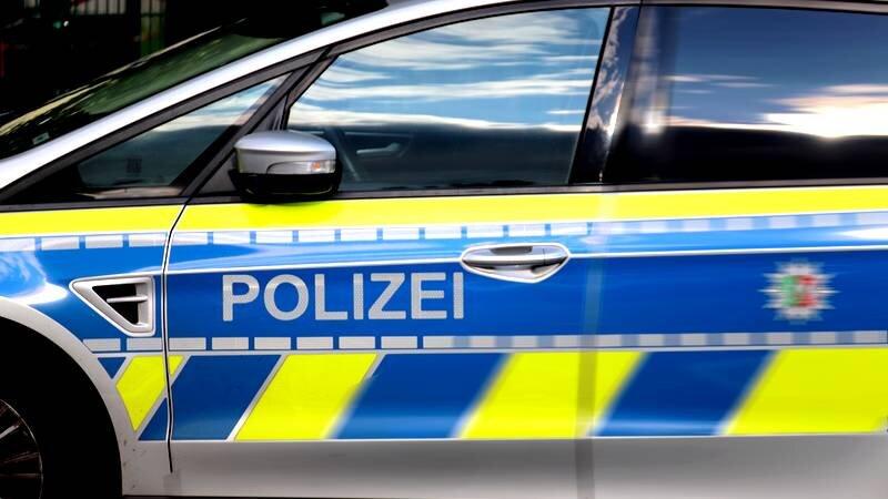 Polizeieinsatz im Stadtgebiet. Foto: Volkmann/Symbolbild