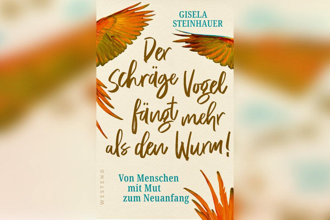 Die Autorin Gisela Steinhauer stellt im AlldieKunst-Haus ihr neustes Buch vor.