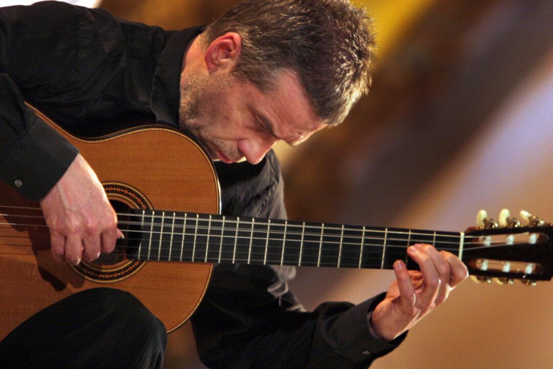 Gitarrist Friedemann Wuttke Foto: Veranstalter